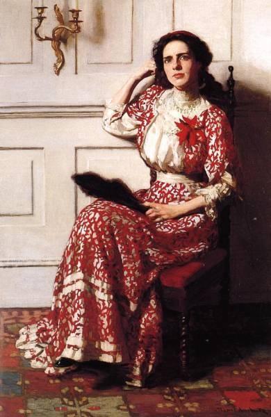 Portrait of Rebecca H Whelan